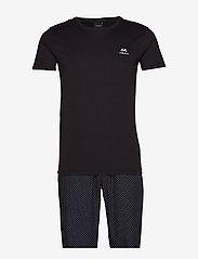 Lindbergh - Gift box pyjama - pyjamas - black - 1