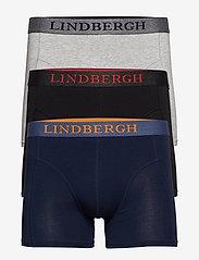 Lindbergh - Bamboo boxers 3 pack - bokserit - mixed - 0