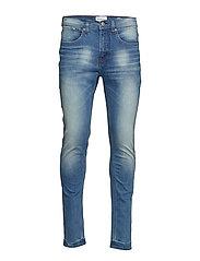 Slim fit jeans boardwalk blue - BOARDWALK BLUE