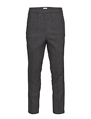 Relaxed suit pants - GREY