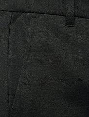 Lindbergh - Superflex knitted cropped pant - puvunhousut - army mix - 3