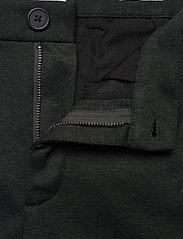 Lindbergh - Superflex knitted cropped pant - puvunhousut - army mix - 4