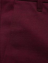Lindbergh - Knitted pants normal length - spodnie na co dzień - red mix - 3