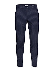 Club Pants Pin Striped - NAVY