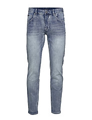 5 pocket jeans stretch - ARC BLUE