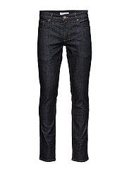 Tapered fit jeans raw stretch - RAW STRETCH