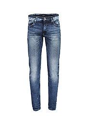 Tapered fit jeans vintage indi - VINTAGE INDIGO