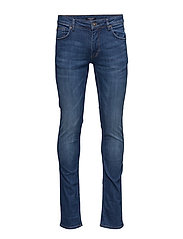 Slim fit jeans - ink blue - INK BLUE