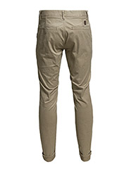 Classic chino with stretch