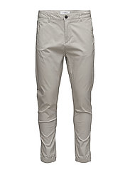 Casualpantw.elasticbottom - LT GREY