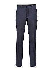 Super 120s pants - BLUE