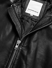Lindbergh - Leather jacket - nahkatakit - black - 3