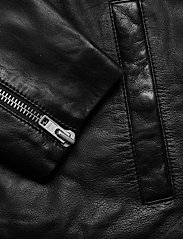 Lindbergh - Leather jacket - nahkatakit - black - 4