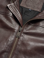 Lindbergh - Leather jacket - nahkatakit - brown - 3