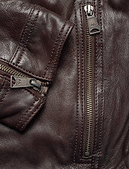 Lindbergh - Leather jacket - nahkatakit - brown - 4