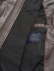 Lindbergh - Leather jacket - nahkatakit - brown - 5