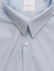 Lindbergh - Men's Stretch Shirt L/S - basic shirts - lt blue - 2