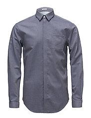 Y/D dress shirt L/S - NAVY