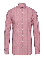 Checked shirt L/S - RED