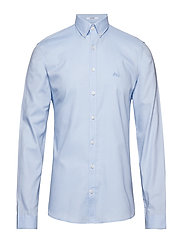 Oxford shirt L/S - LIGHT BLUE