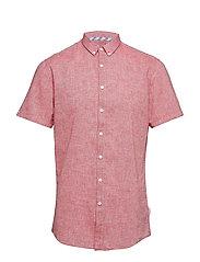 Linen cotton shirt S/S