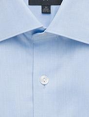 Lindbergh - Plain fine twill shirt, WF - podstawowe koszulki - lt blue - 3