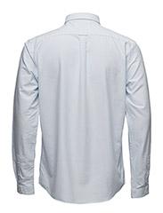 Striped oxford shirt L/S