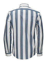 Wide striped shirt L/S