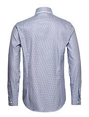 Double collar shirt L/S