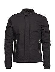 Casual jacket - BLACK