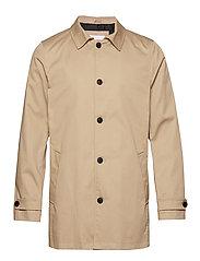 Trench coat - BEIGE