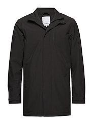 Functional coat - BLACK