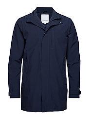 Functional coat - DK BLUE