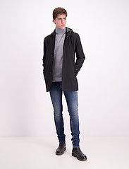 Lindbergh - Functional coat - manteaux legères - black - 0