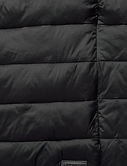 Lindbergh - Light puffer gilet - liivit - black - 3