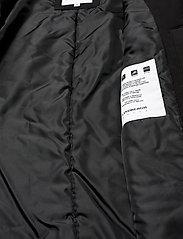 Lindbergh - Technical mac coat - kevyet päällystakit - black - 4