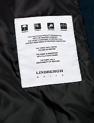 Lindbergh - Technical mac coat - kevyet päällystakit - navy - 6