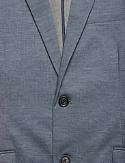 Lindbergh - Knitted blazer - yksiriviset bleiserit - grey mix - 2
