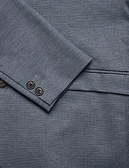 Lindbergh - Knitted blazer - yksiriviset bleiserit - grey mix - 3