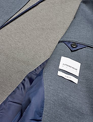 Lindbergh - Knitted blazer - yksiriviset bleiserit - grey mix - 4