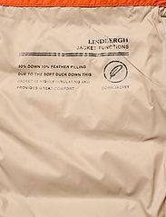 Lindbergh - Light down jacket - toppatakit - army - 8