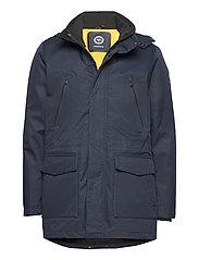 Technical 3-in-1 jacket - DK BLUE