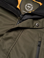 Lindbergh - Technical 3-in-1 jacket - parkatakit - mid army - 15
