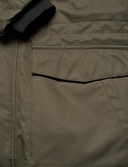 Lindbergh - Technical 3-in-1 jacket - parkatakit - mid army - 14