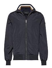 Soft nylon jacket - NAVY