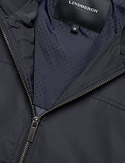 Lindbergh - Soft nylon jacket - kevyet takit - navy - 4