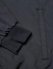 Lindbergh - Soft nylon jacket - kevyet takit - navy - 5