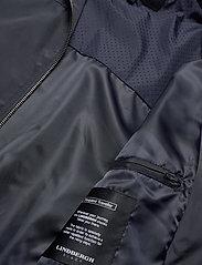 Lindbergh - Soft nylon jacket - kevyet takit - navy - 6