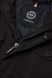 Lindbergh - Cargo jacket - doudounes - black - 3