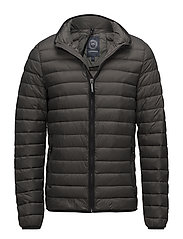 Quilted down jacket - ARMY